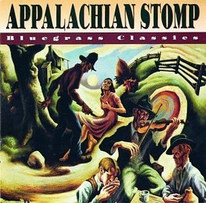 Appalachian Stomp: Bluegrass Classics album cover