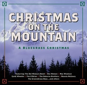 Christmas On The Mountain: A Bluegrass Christmas album cover