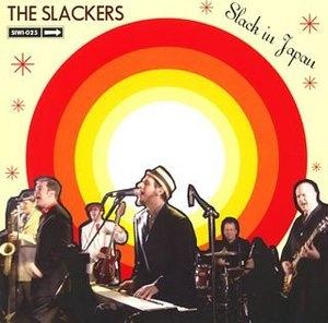 Slack In Japan album cover
