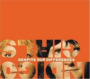 Despite Our Differences album cover