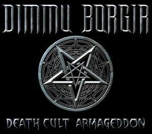 Death Cult Armageddon album cover