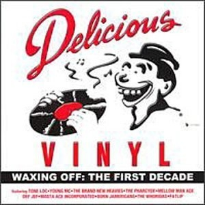 Delicious Vinyl, Waxing Off: The First Decade album cover