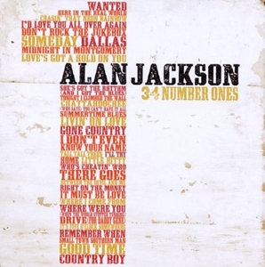 34 Number Ones album cover