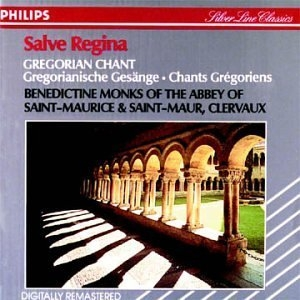 Salve Regina: Gregorian Chant album cover