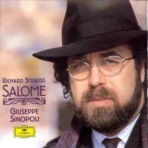 Strauss: Salome album cover