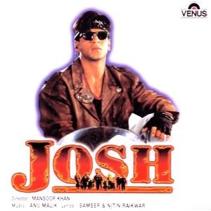 Josh album cover