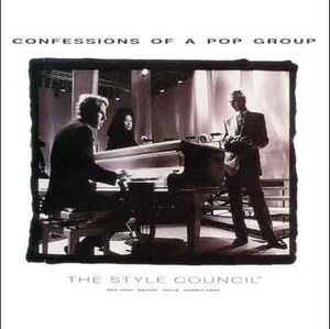 Confessions Of A Pop Group album cover