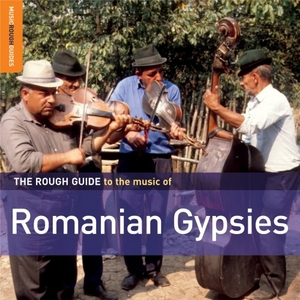 The Rough Guide To The Music Of Romanian... album cover