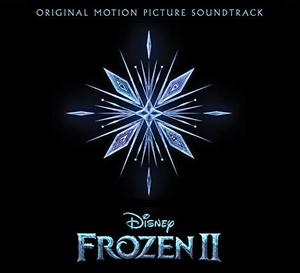 Frozen II (Original Motion Picture Soundtrack) album cover