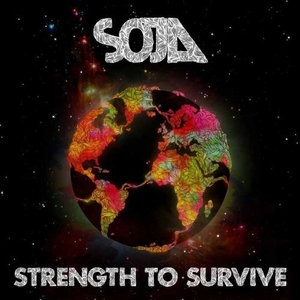 Strength To Survive album cover