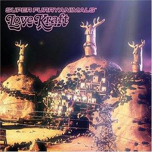 Love Kraft album cover