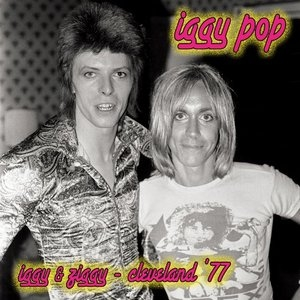 Iggy & Ziggy: Cleveland '77 album cover