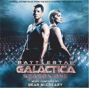 Battlestar Galactica Season One: Original Soundtrack From The Sci-Fi Channel Television Series album cover