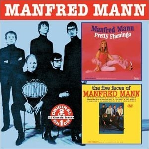 Pretty Flamingo-The Five Faces Of Manfred Mann album cover