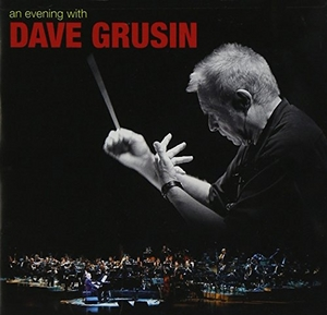 An Evening With Dave Grusin album cover