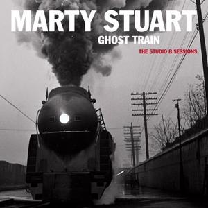 Ghost Train (The Studio B Sessions) album cover
