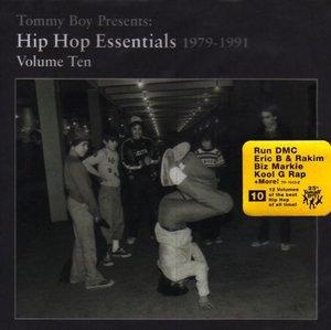 Tommy Boy Presents: Hip Hop Essentials, ... album cover
