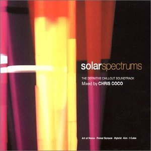 Solar Spectrums album cover