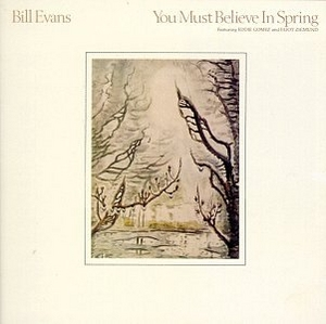 You Must Believe In Spring album cover