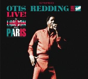 Live In London And Paris album cover