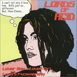Lover Boy Lover Girl & Lucy's F*Ck*Ing Sky album cover