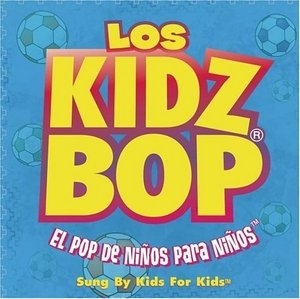 Los Kidz Bop album cover