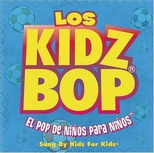 Los Kidz Bop album cover