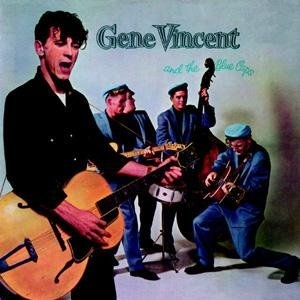 Gene Vincent And His Blue Caps album cover