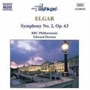 Elgar: Symphony No.2, Op.... album cover