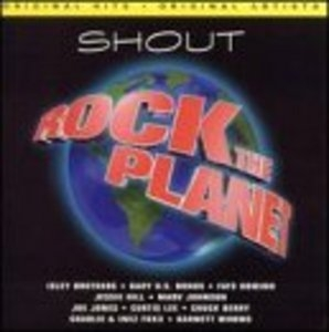 Rock The Planet: Shout album cover