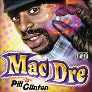 Pill Clinton album cover