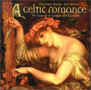 A Celtic Romance: The Legend Of Liadain And Curithir album cover