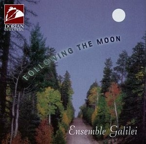 Following The Moon album cover