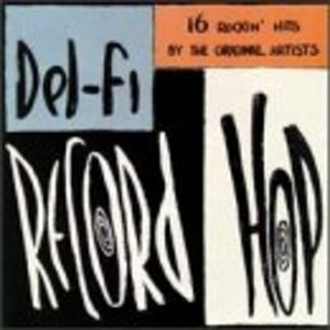 Del-Fi Record Hop album cover
