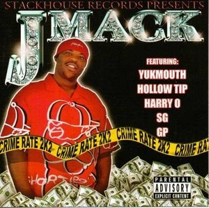 Crime Rate 2K2 album cover
