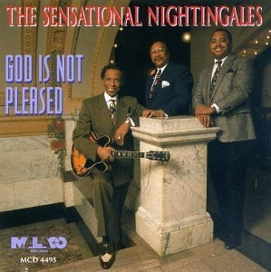 God Is Not Pleased album cover