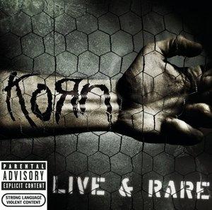Live & Rare album cover