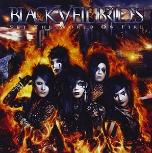 Set The World On Fire album cover