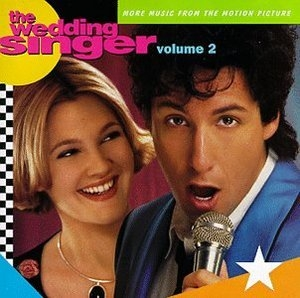 The Wedding Singer Vol.2: More Music From The Motion Picture album cover