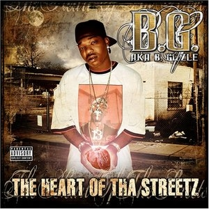 The Heart Of Tha Streetz, Vol. 1 album cover