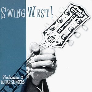 Swing West!, Vol.2: Guitar Slingers album cover