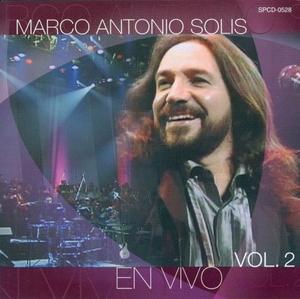En Vivo Vol.2 album cover