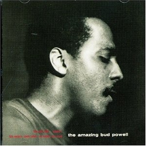 The Amazing Bud Powell Vol.1 (Exp) album cover
