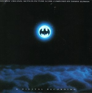 Batman (Original Motion Picture Score) album cover