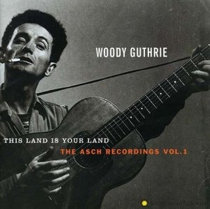This Land Is Your Land: The Asch Recordings Vol.1 album cover