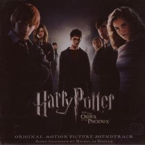 Harry Potter & The Order Of The Phoenix album cover
