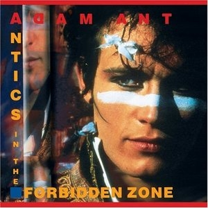 Antics In The Forbidden Zone album cover