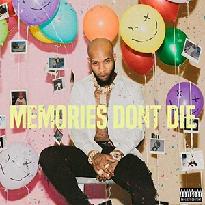 MEMORIES DON'T DIE album cover