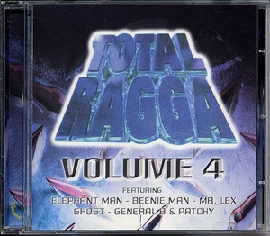 Total Ragga, Vol. 4 album cover