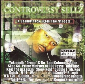 Killa Valley Presents: Controversy Sellz album cover